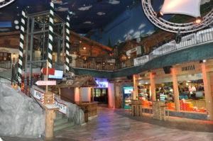Skihalle Neuss Foyer