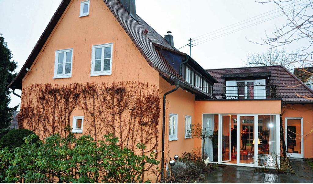 Backnang-Haus