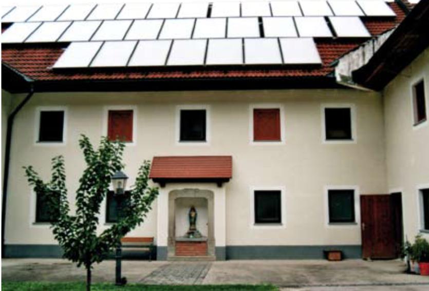 Solar-Kollektorfläche